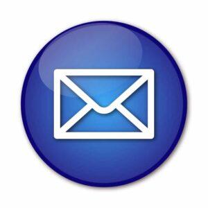 Simbolo para email