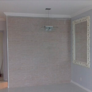 Textura-diferenciada---parede---Reforma-Apartamento